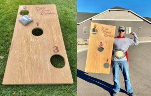 triple threat cornhole review