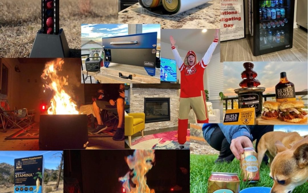 2021 National Homegating Day Top Products