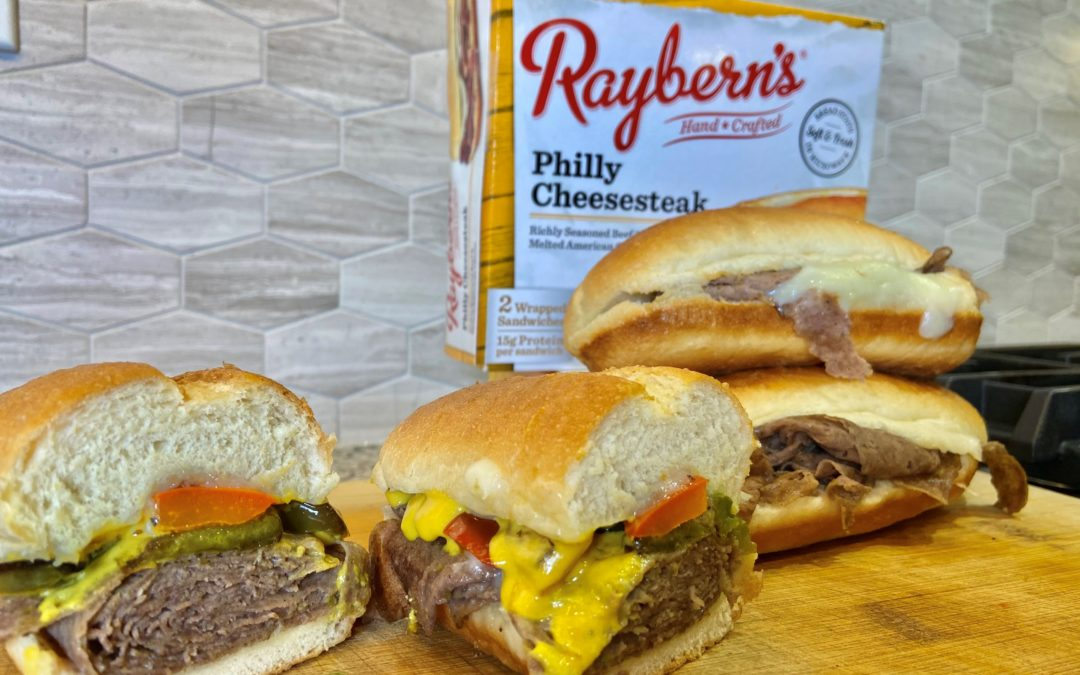 Raybern's Philly CheeseSteak Review