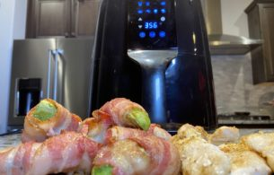 Uber appliance air fryer review