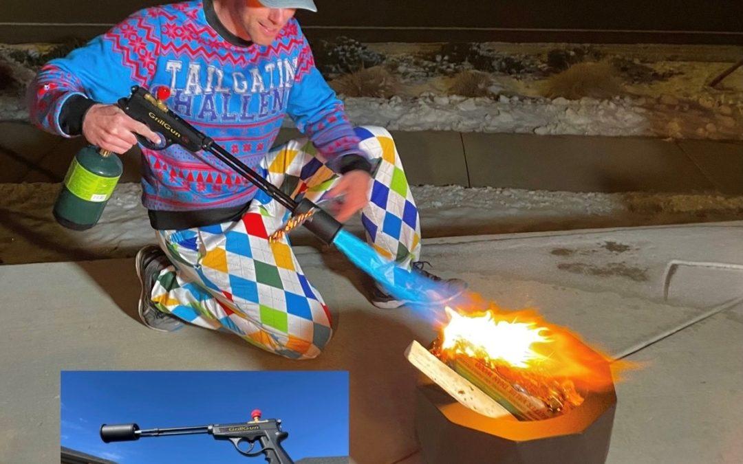 Grill Blazer Grill Gun Review