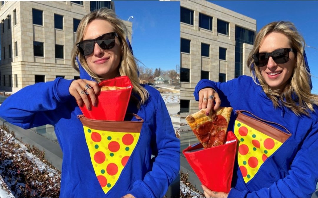 Pizza Pocket Hoodie Review