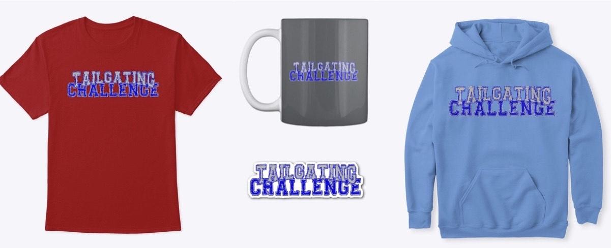 tailgating challenge shirts