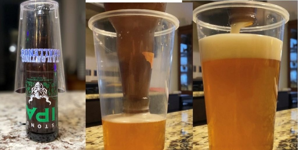 how to pour a perfect beer