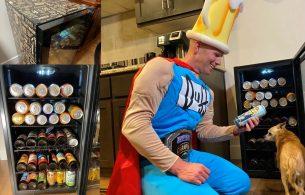 NewAir Beers of the World Beer Fridge Review