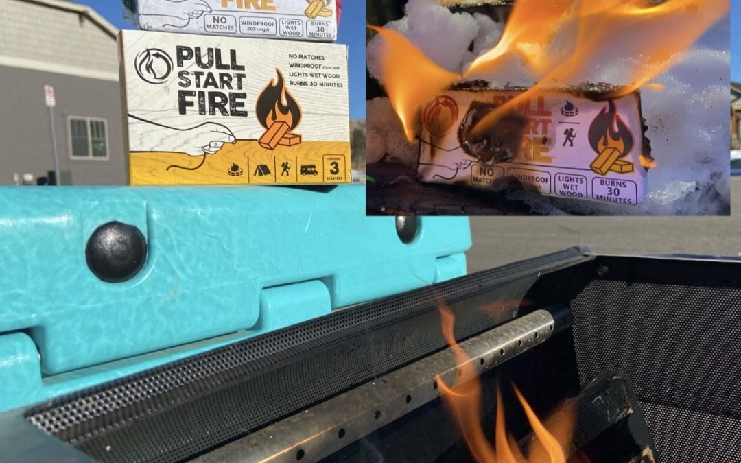 Pull Start Fire Review