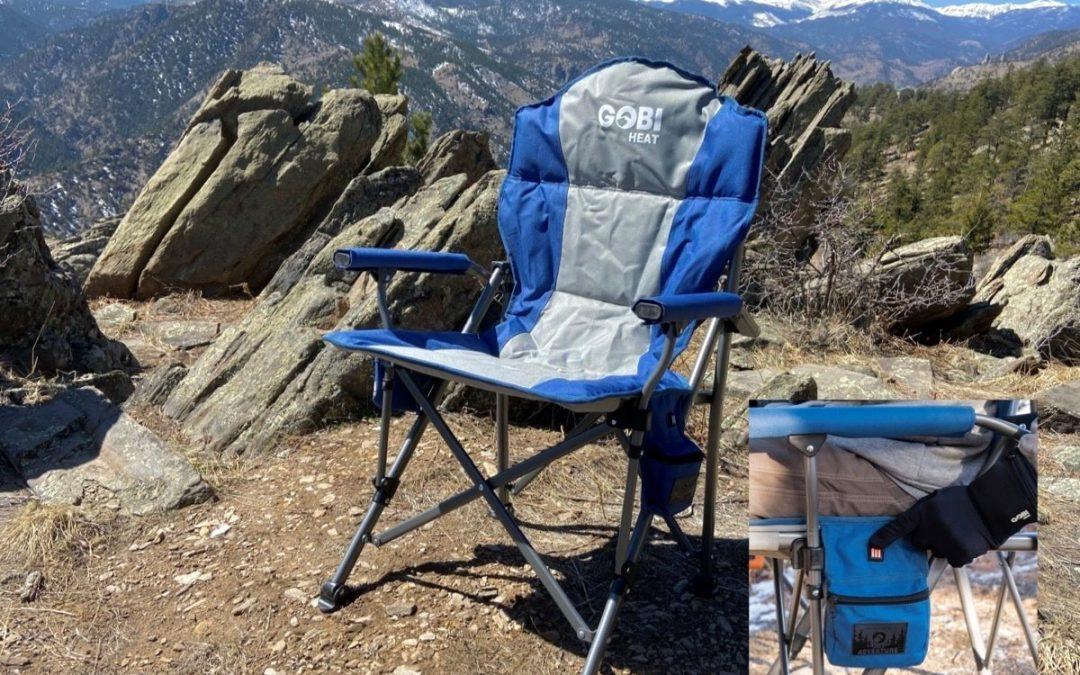 Gobi Heat Terrain Heated Camping Chair Review