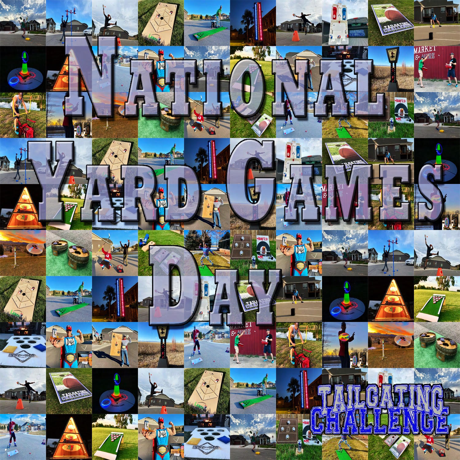 national yard games day