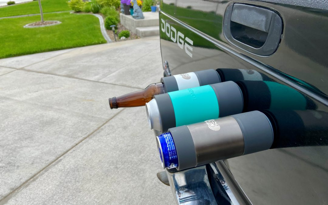 ToadFish Non-Tipping Can Cooler Review