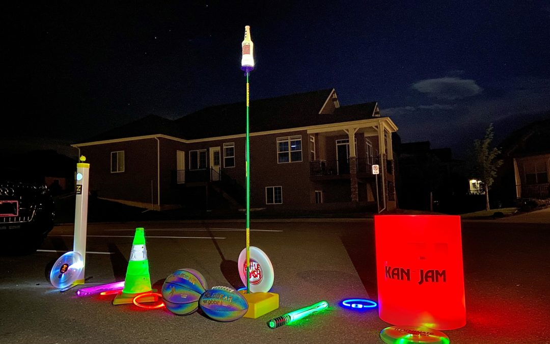 Top Night Yard Games