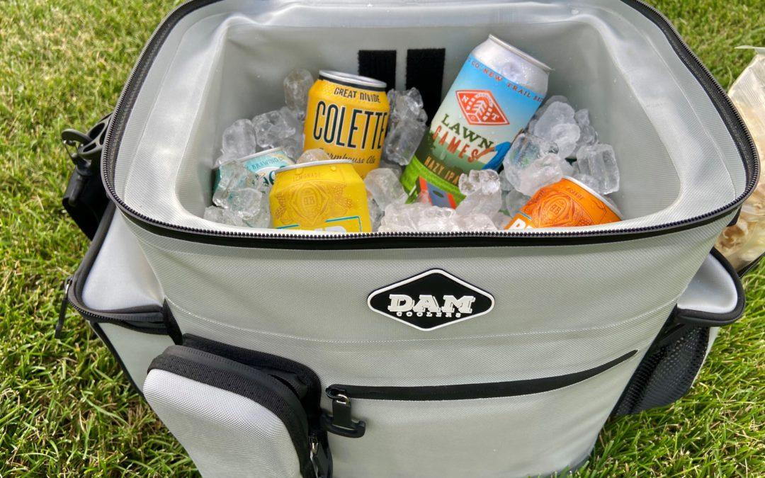 DAM Soft Cooler Review