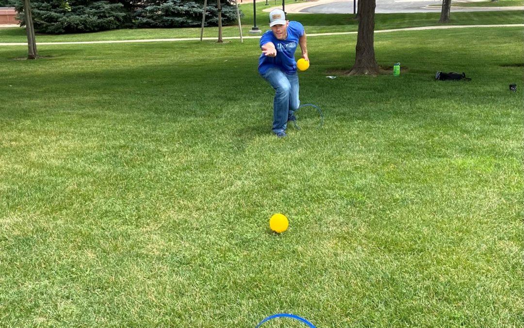Hoop Roll Game Review