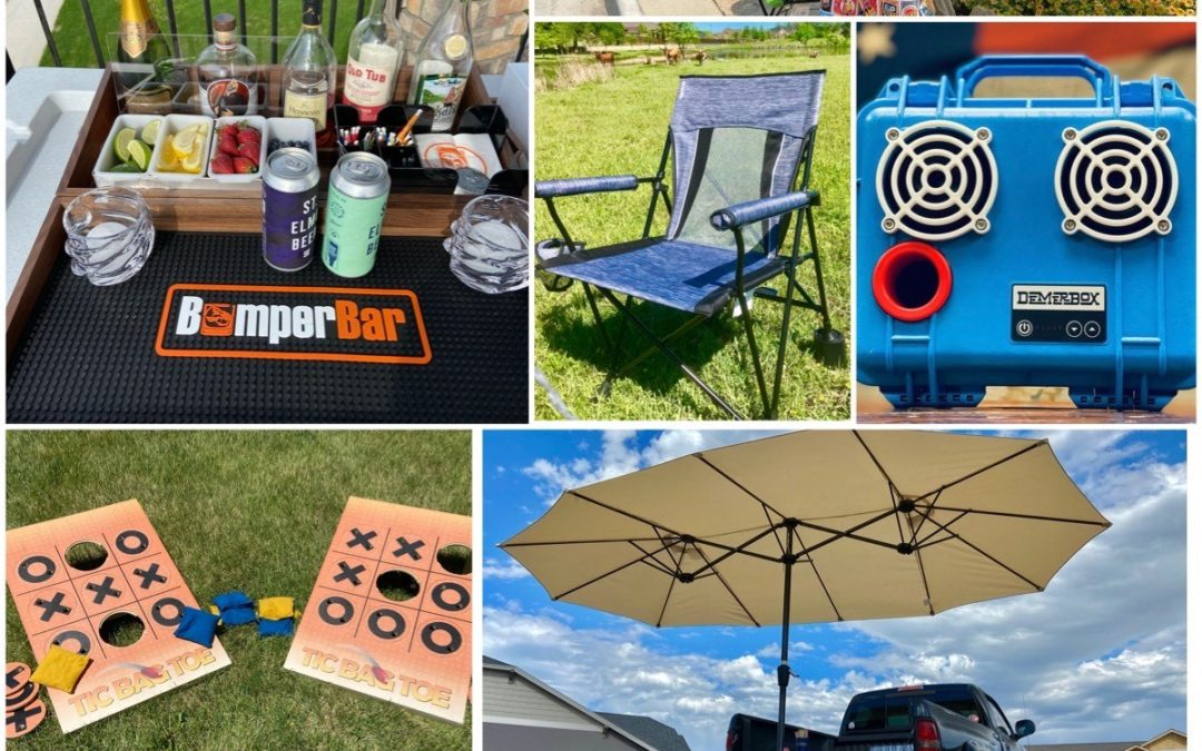 2021 National Tailgating Day Top 10 Products