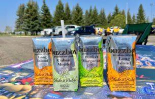 buzzbox cocktails review