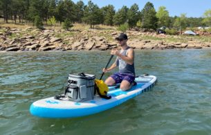 Urikar Inflatable paddleboard review